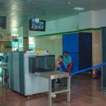 Underground Stations of Chennai Metro Rail are fitted with Platform Screen Door