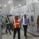 Managing Director Reviews the Work of Sachivalaya Metro Station