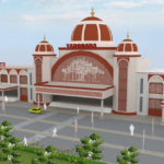Foundation Stone Laid for Re-Development of Vadodara Railway Station