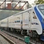 'Train 18' successfully runs at 115 kmph during trials in Moradabad