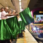 Bangalore Metro Update: Karnataka CM Flags Off Third 6-coach Train