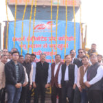 DFCCIL Completes 194 km Bhadan-Khurja Section in Eastern Dedicated Freight Corridor