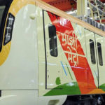 Nagpur Metro Update: First three train coaches for the Nagpur Metro come off production line
