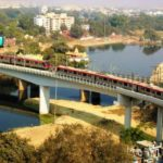 Lucknow Metro equipped with latest Communication-Based Train Control (CBTC) system to avoid collision