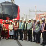 Trainee IAS Officers from Lal Bahadur Shashtri National Academy of Administration Visit Lucknow Metro Project