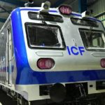 ICF rolls out New Generation 3-PHASE AC EMU for Mumbai Suburban System