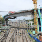 Kochi Metro Update: Construction of iconic cantilever bridge at Ernakulam South completed